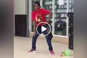 Pinoy proves too much confidence can make you win talent competitions in viral Facebook video