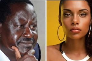 NASA presidential candidate Raila Odinga identifies the hottest women in Kenya