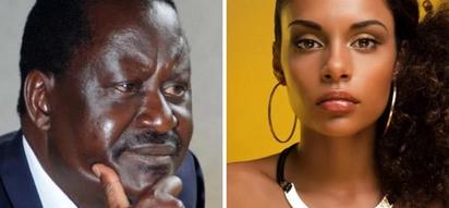 Je, Raila Odinga anajua wanakotoka wanawake warembo zaidi Kenya? Jibu tunalo