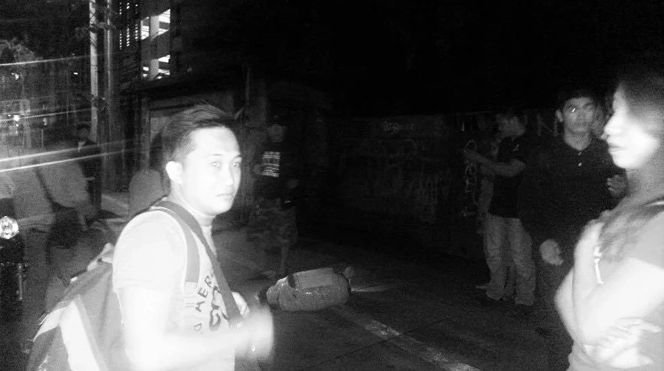 Body of an alleged snatcher found in EDSA