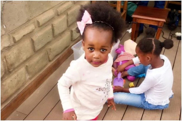 Betty Kyallo and Dennis Okari's adorable daughter singing will melt your heart