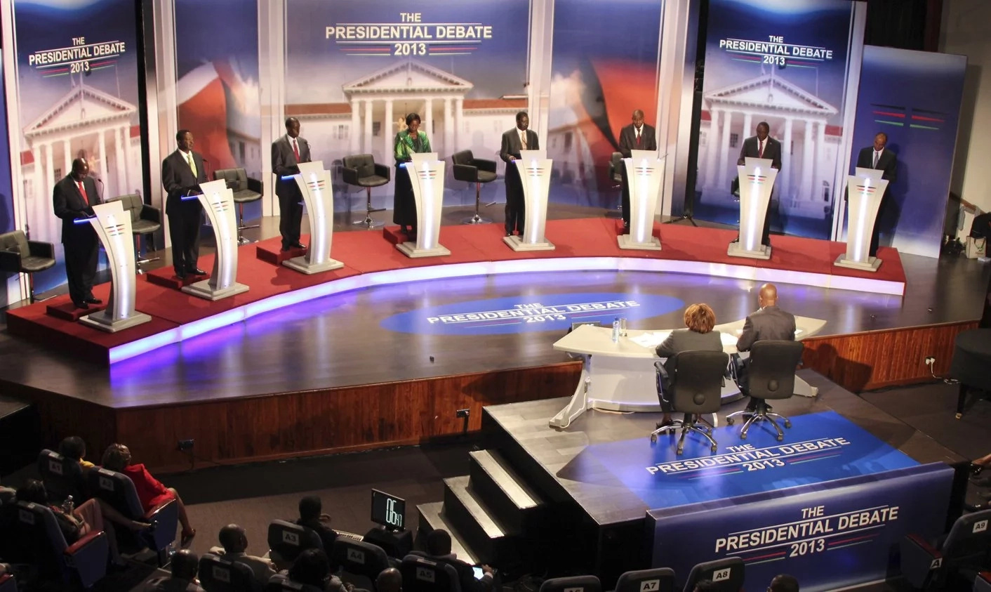 Presidential debate organisers to lose millions if event is stopped
