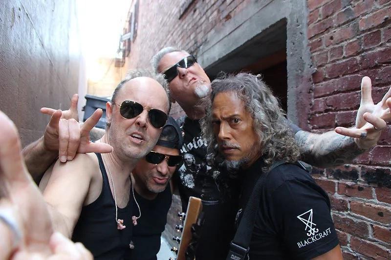 ¿Nuevo álbum de Metallica?