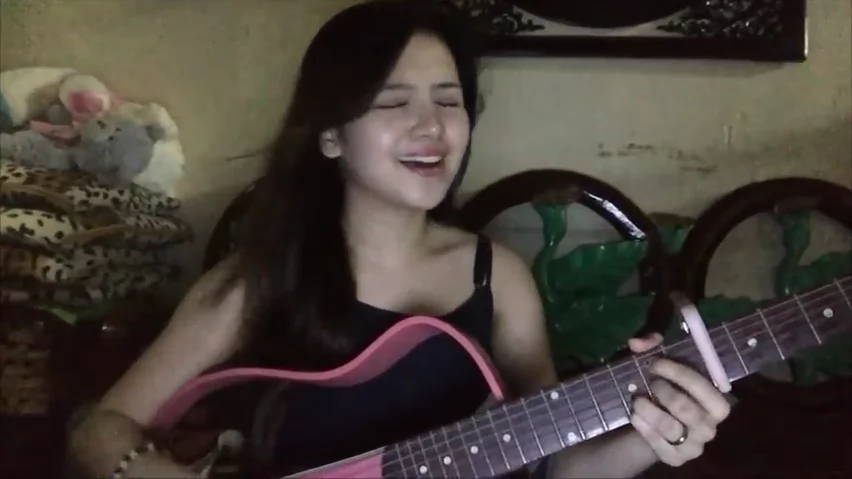 """Netizens fell in love with this Pinay's mashup of """"Harana""""!"""