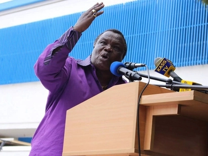 100k jobs lost due to Raila and Uhuru political stand- Atwoli COTU boss