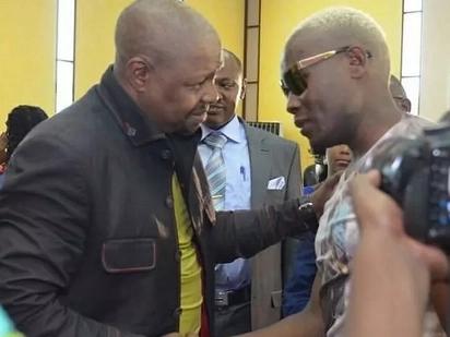 Uhuru aomboleza kifo cha babake rafiki yake mwanamuziki