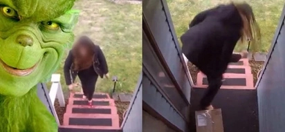 Man Booby Trapped His Christmas Packages Against A Real Life Grinch