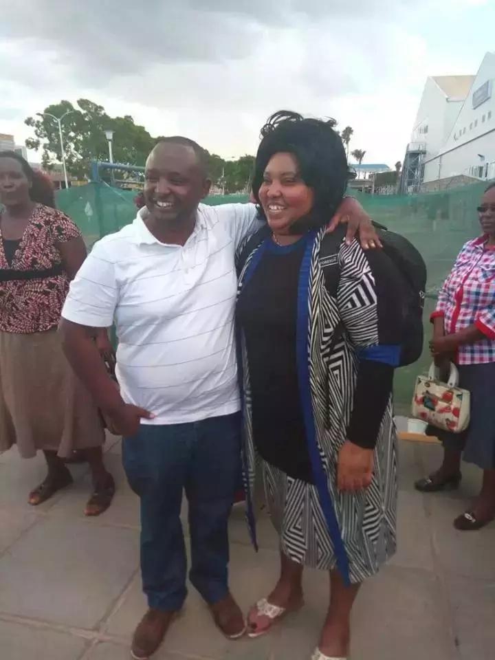 Ushauri wa Gladys Kamande, aliyetegemea mitungi ya hewa safi, kwa Wakenya(VIDEO)