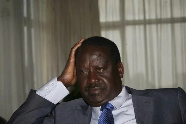 Raila Odinga too busy to visit Kakamega