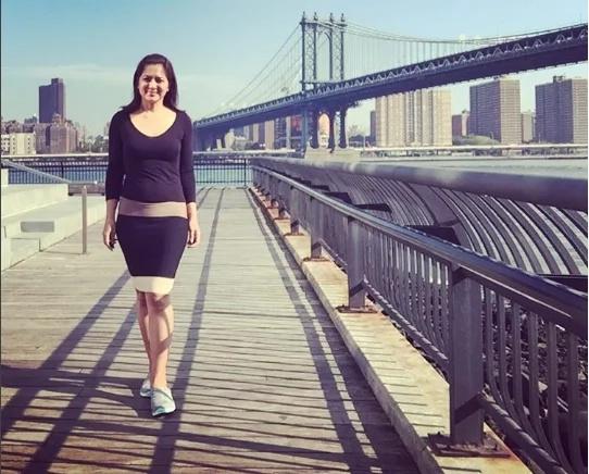 Ageless Alice Dixson graces New York City