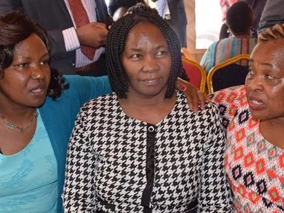 Jubilee chickens out of Kitui West by-election - backs Nyenze's widow