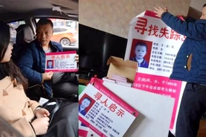 Father Became A Taxi Driver To Search for Only Daughter Lost 23 Years Ago