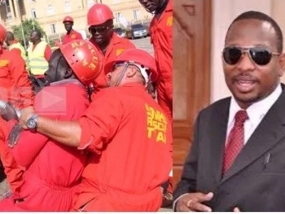 Sonko Rescue Team now robbing innocent Nairobians?