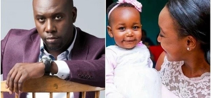15 photos of Betty Kyallo's ex-hubby and daughter that will always remind her of her failed marriage