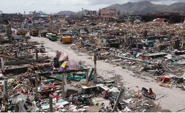 Super-typhoons