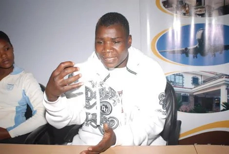 Daniel Moi yuko katika hali shwari ya afya