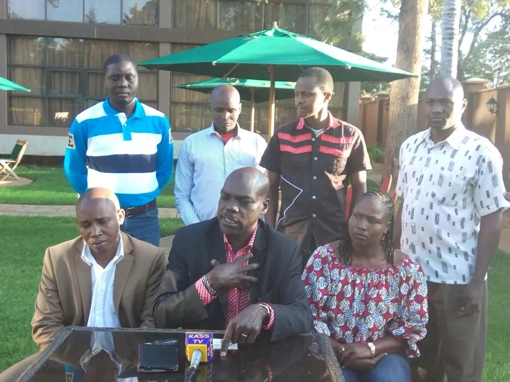 Teachers in Rift Valley reject Sossion's call to vote for Raila