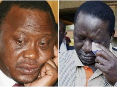 The six Supreme Court judges that will decide who won between Uhuru and Raila (photos)
