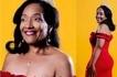 Photo shoot on point! 64-year-old grandma takes beautiful birthday photos