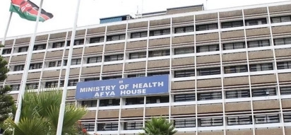 The Organizational Structure of the Kenyan Ministry of Health