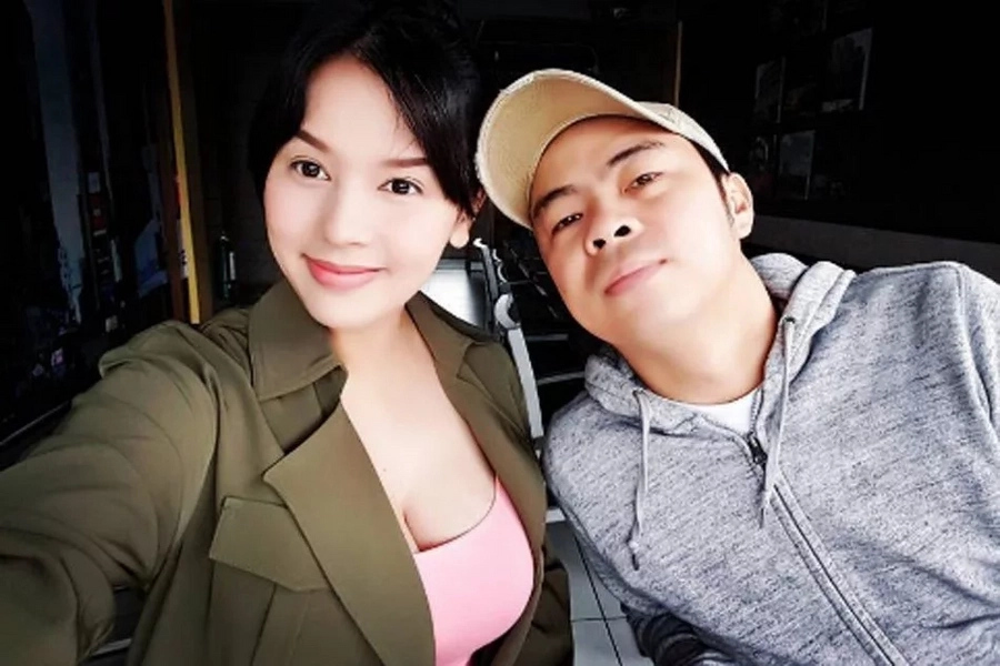 Chito tells the world how much he loves family