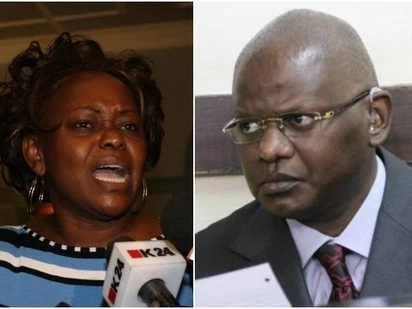 NASA-affiliated MPs rush to the help embattled ex- journalist Louis Otieno