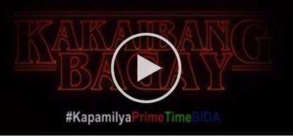 "#KakaibangBagay: Funny Filipino version of ""Stranger Things"""
