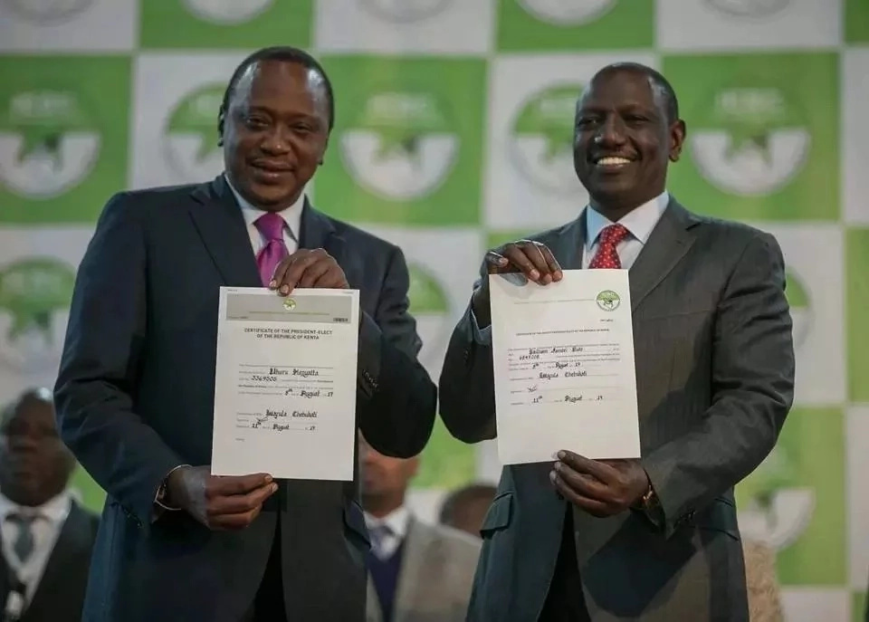 You have no power to overturn the will of Kenyans- Uhuru tells the Supreme Court