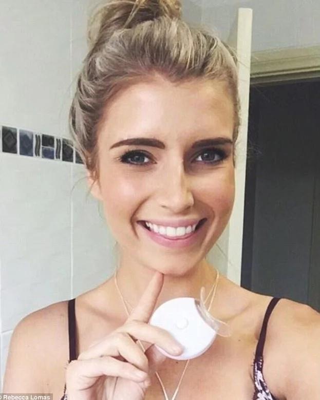 Hermosa y conocida bloguera del fitness muestra su rostro con acné en Instagram
