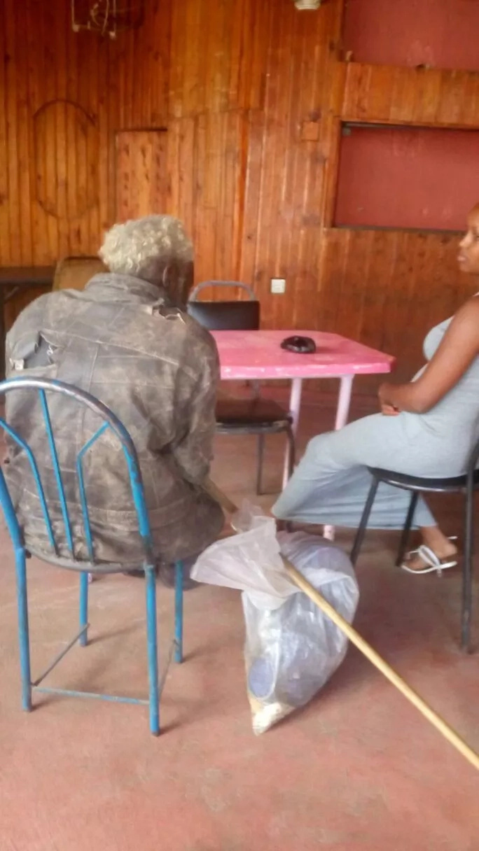 This Christmas story about a homeless, weak old man in Nanyuki will break your heart