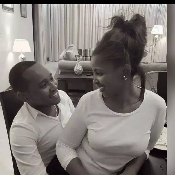 Curious Kenyans finally manage to dig out the man who is warming Anerlisa Muigai's bed
