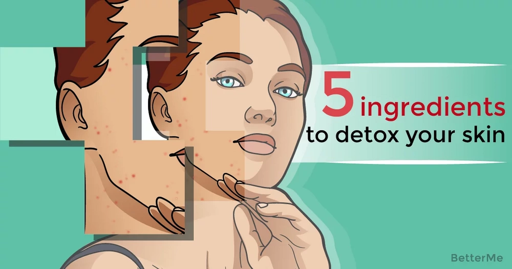 5 ingredients that can help detox your skin