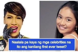 """""""Madlang pipol! Party! Party!"""" 10 'first tweets' of celebrities to mark Twitter's 12th anniversary"""