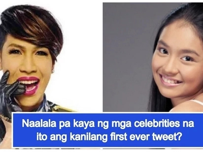 """Madlang pipol! Party! Party!"" 10 'first tweets' of celebrities to mark Twitter's 12th anniversary"