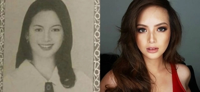 Ellen Adarna shares her innocent-looking high school photo and you wouldn't believe where she graduated!