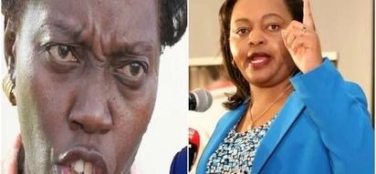Utafiti huenda ukamvunja moyo Martha Karua siku chache kabla ya uchaguzi Agosti (picha)