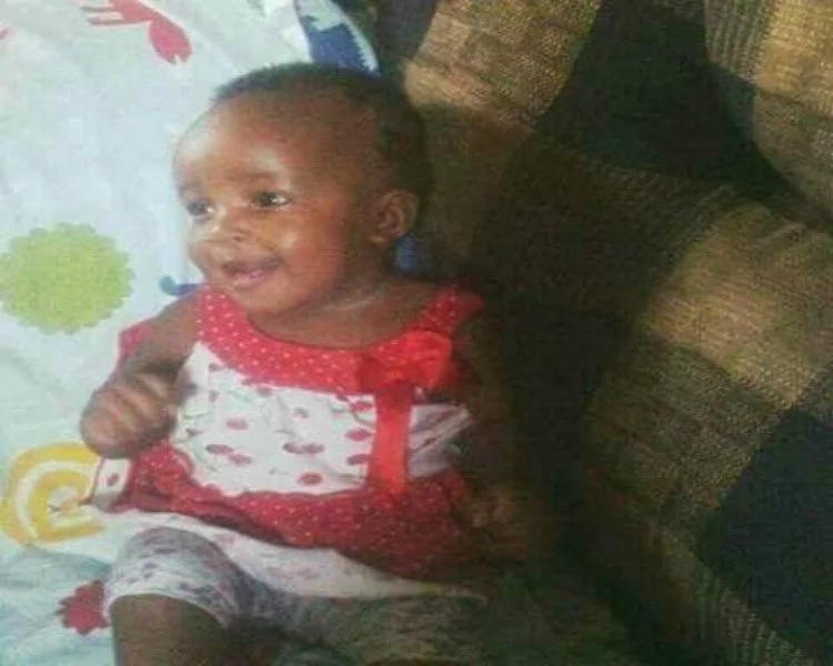 Emotional tribute to Baby Samantha Pendo that will make you choke with tears