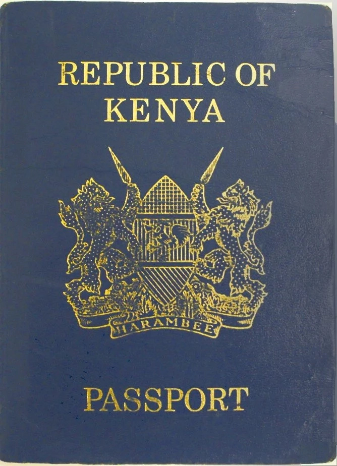 9 must know things about Kenya's newly launched e-passport and how much it will cost