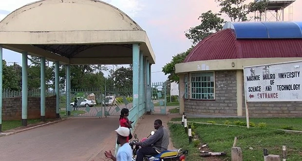 Masinde Muliro University closed ahead of October 26 election