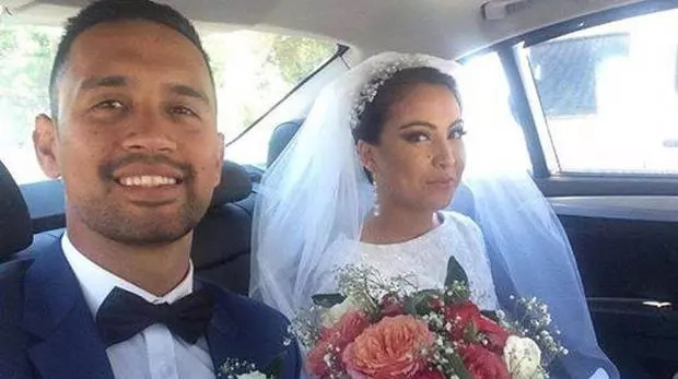 Man, 25, dies in fatal road crash shortly after exchanging wedding vows