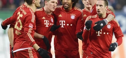Bayern beat top England clubs in China, guess how?