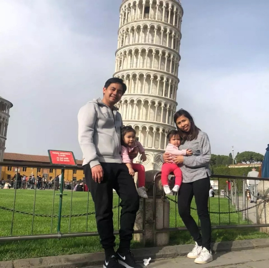 Nakakabilib talaga! OFW couple shares the story behind their own clothing store in Rome, Italy