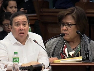 De Lima on Gordon's anger: 'I understand but...'