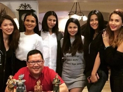 Ang pagbabalik! Past and present Encantadia Sang'gres unite for the first time