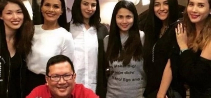 Ito na sila! Past and present Encantadia Sang'gres unite for the first time