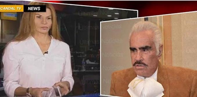 Reconocida vidente que predijo la muerte de Juan Gabriel, ahora dijo el día en que Vicente Fernández fallecerá