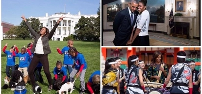 Photographer who covered Michelle Obama for 4 years shares her favorite photos of the former first lady