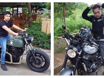 Sobrang bangis naman! Here are 7 Kapamilya stars and their awesome motorcycles
