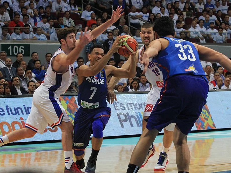 Tony Parker admits game with Gilas was tough