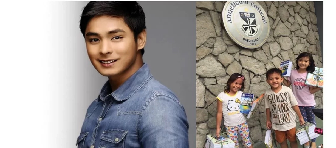 Coco Martin shouldered all expenses for Paquito, Dang at Ligaya's schooling